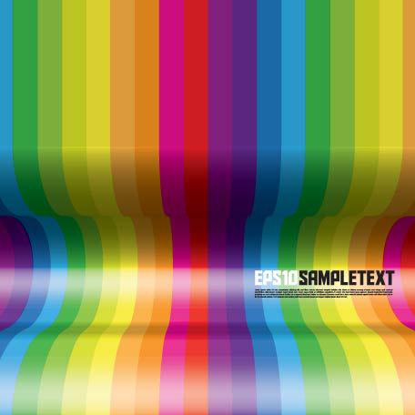 素材分类: 矢量背景所需点数: 0 点 关键词: 彩虹线,彩虹,背景,彩色