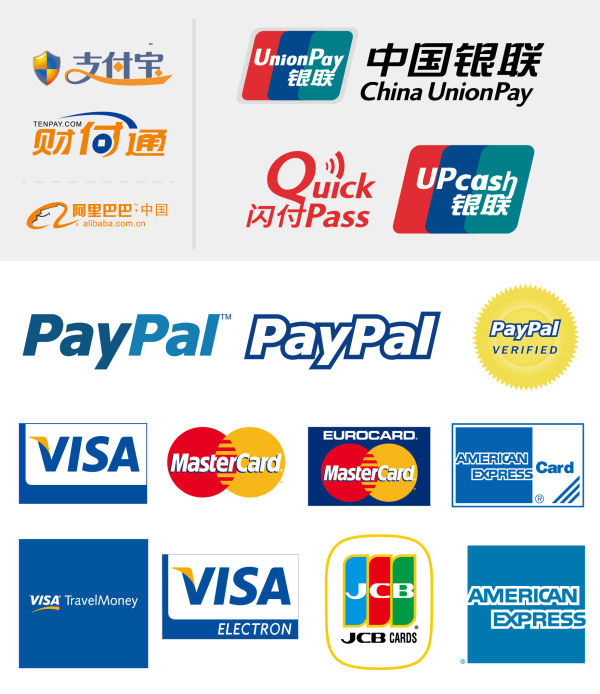 银行卡和在线支付