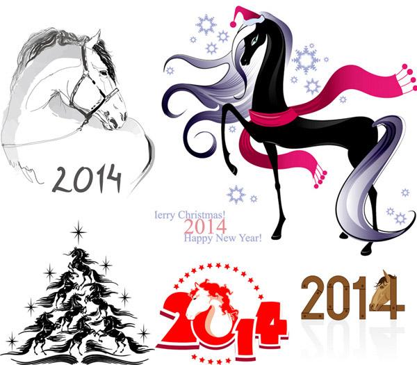 春节插画手绘创意