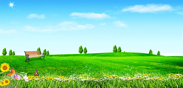 春天自然风景
