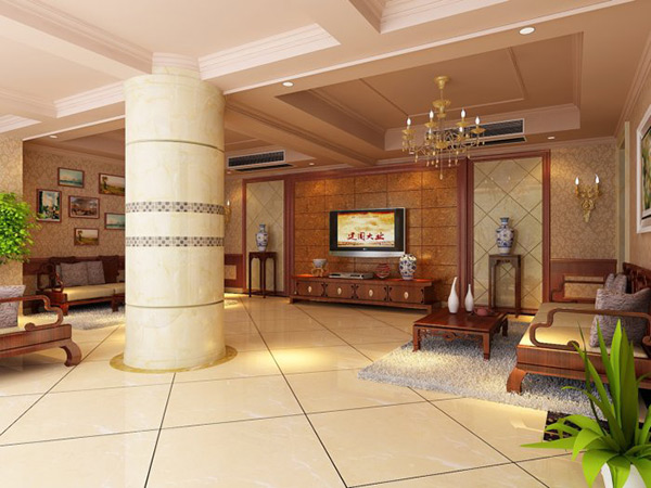 电视机,客厅装饰