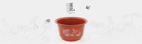 欧式陶瓷宣传画