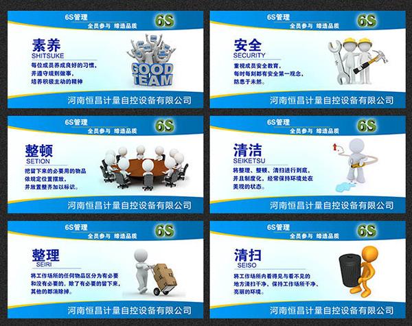 素材分类: 展板模板所需点数: 0 点 关键词: 企业6s管理宣传展板设计
