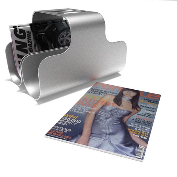 杂志架模型4