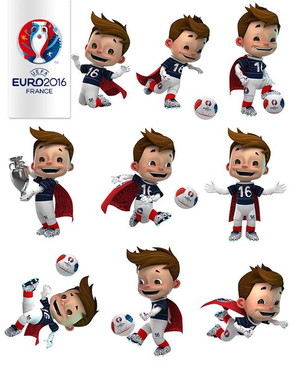 素材分类: 人物角色所需点数: 0 点 关键词: 欧洲杯吉祥物维克多图片