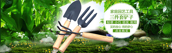 0 点 关键词: 淘宝家庭园艺工具三件套铲子海报psd素材,家庭园艺工具