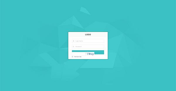 0 点 关键词: 简约网站登录界面设计psd分层素材,网页模板,网页设计