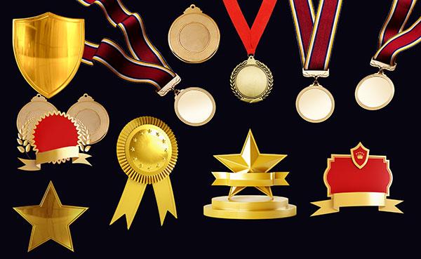金质奖牌大全