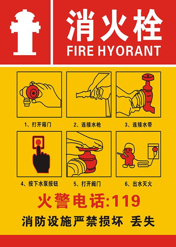 消火栓破玻报警按钮接线图
