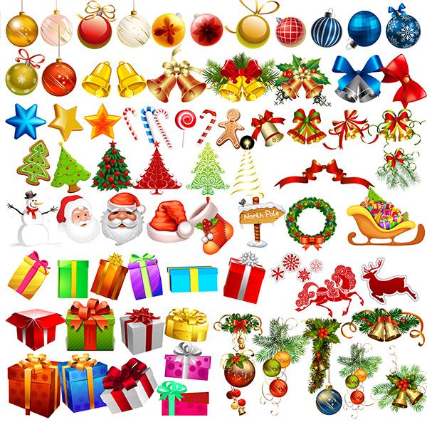 圣诞节可爱袜子图片