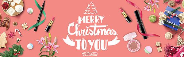 圣诞节英语海报设计,化妆品海报素材,国外圣诞节创意海报,圣诞海报