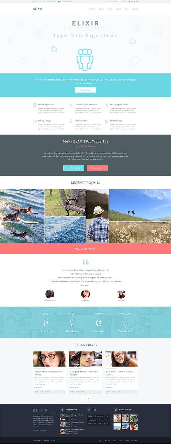 旅游宣传网页模板psd分层素材,,网页模板,网页设计,网页排版,旅游网页图片