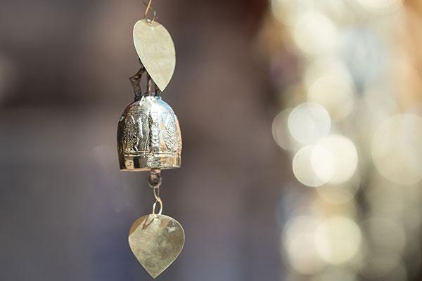 佛教精美风铃