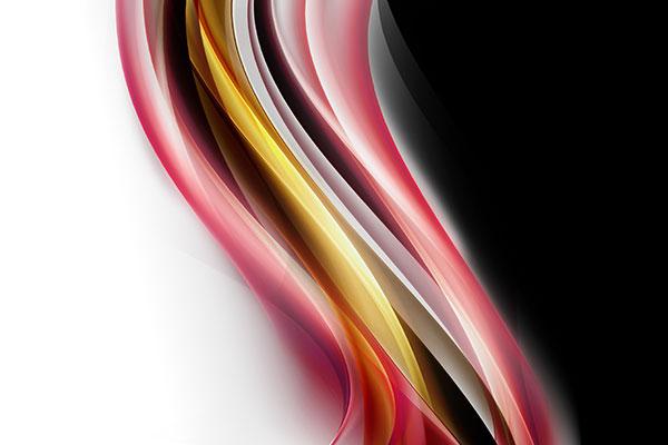 背景底纹所需点数: 0 点 关键词: 红黄等多彩的曲线背景创意高清图片图片