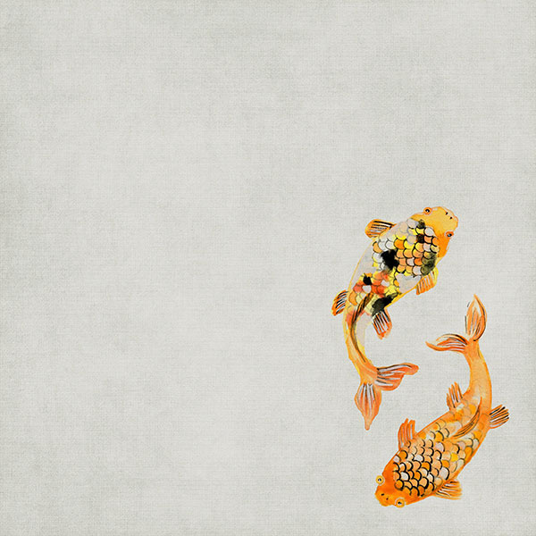 古典,水墨,中國風背景,古風背景,鯉魚畫,鯉魚背景圖片,圖片素材,高清