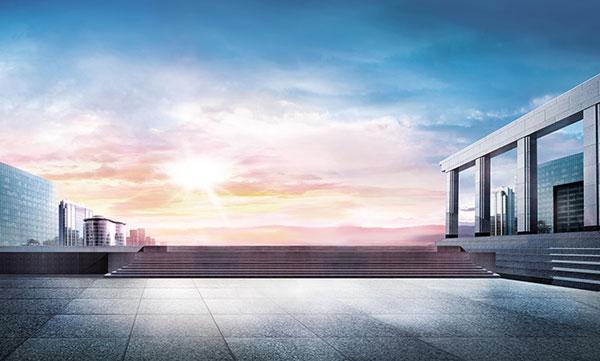 广场高清图片