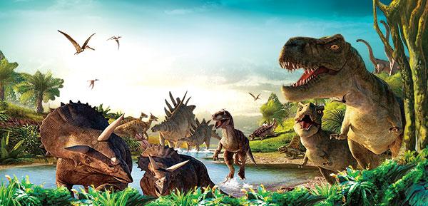 侏罗纪恐龙世界