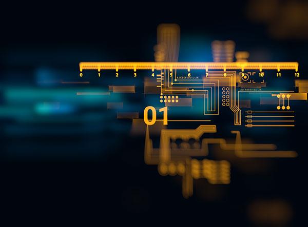 立体数字科技图片