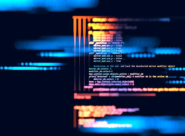 透明信息科技图片