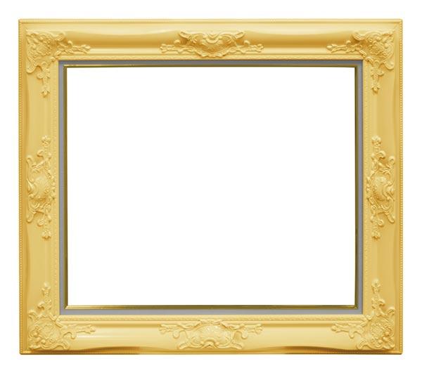 复古花纹相框边框