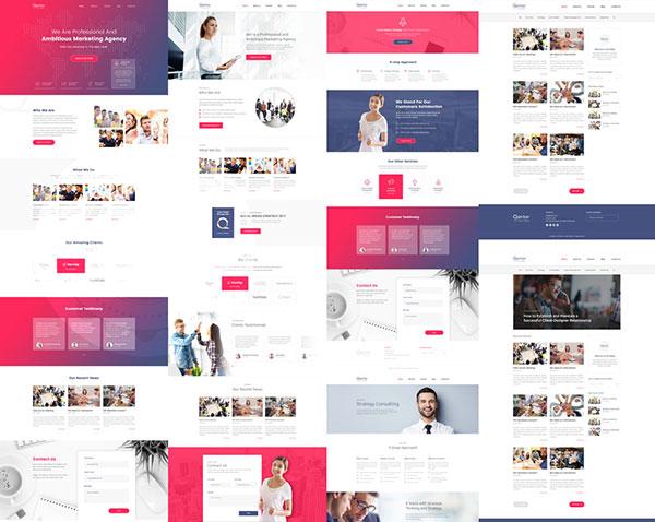 源文件,网页设计,网页模板,网页界面,界面设计,网页版式,版式设计