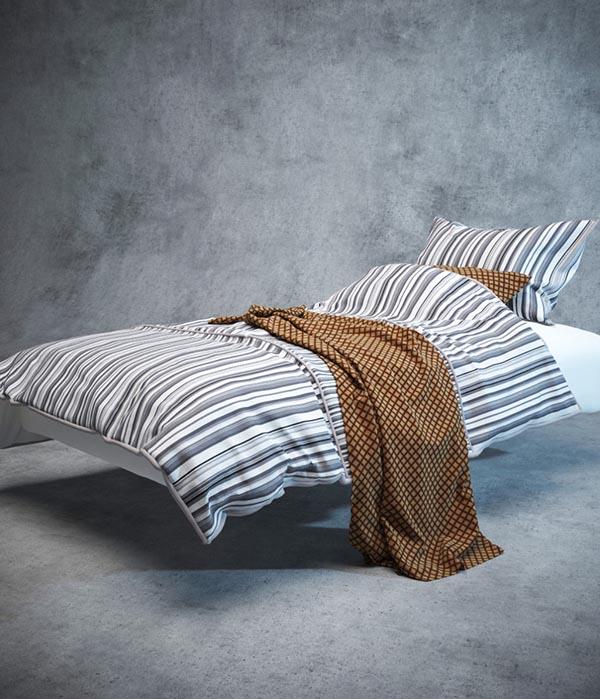 【床模型】一次性筷