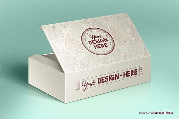 素材分类: 包装设计所需点数: 0 点 关键词: 长方体纸盒样机,长方体