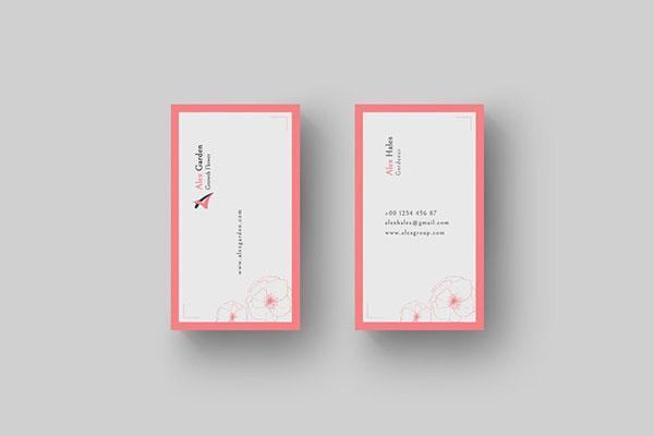 请柬卡片所需点数: 0 点 关键词: 简约创意大气名片卡片模板设计,小