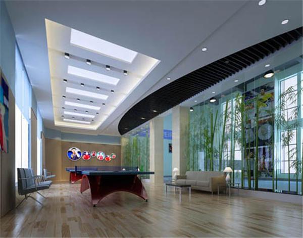 高雅舒适大厅模型