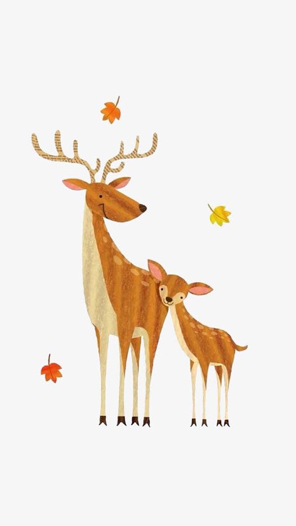 壁纸 动物 鹿 600_1064 竖版 竖屏 手机