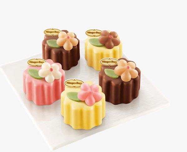 花式中秋月饼
