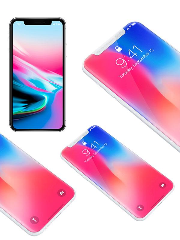 炫彩iphonex