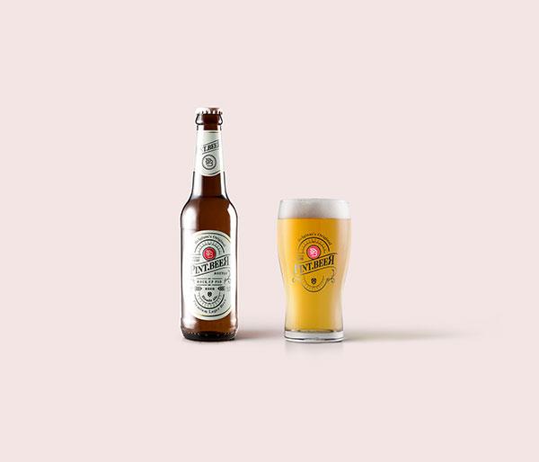 啤酒瓶样机