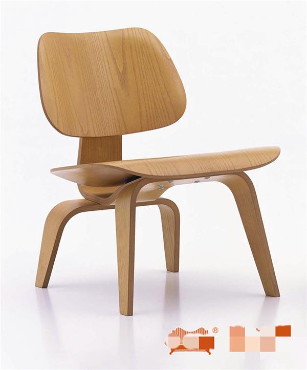 矮木头椅子模型