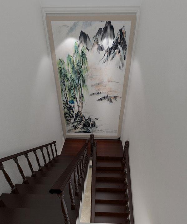 【楼梯间模型】 3d
