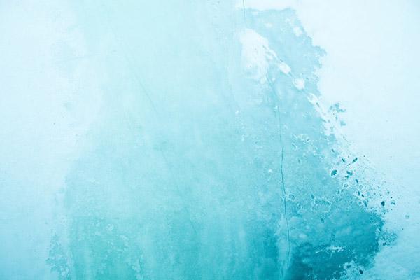 蓝色墙面背景