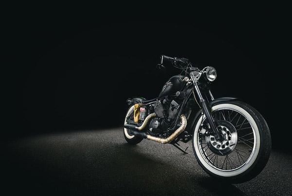 摩托车特写