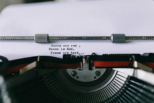 复古打字机