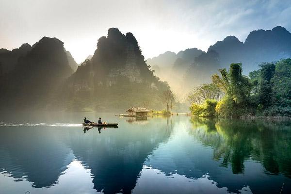 意境山水风景