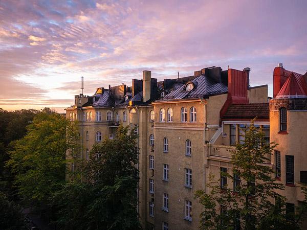 公寓建筑外观