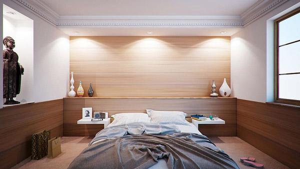 卧室设计展示