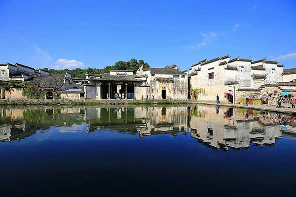 中国旧民居图片