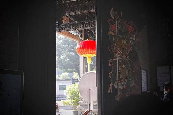 广州祠堂建筑