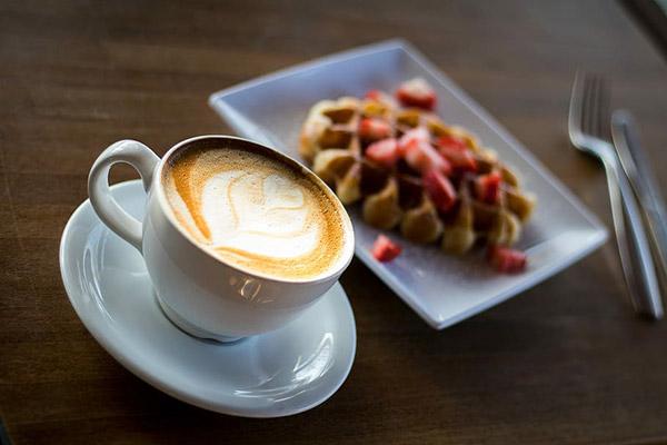 咖啡拿铁咖啡