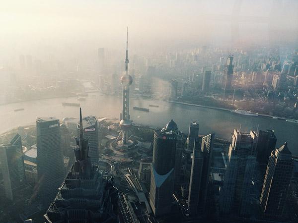 上海� 方明珠塔