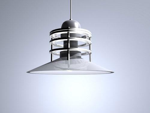 吊灯3d模型