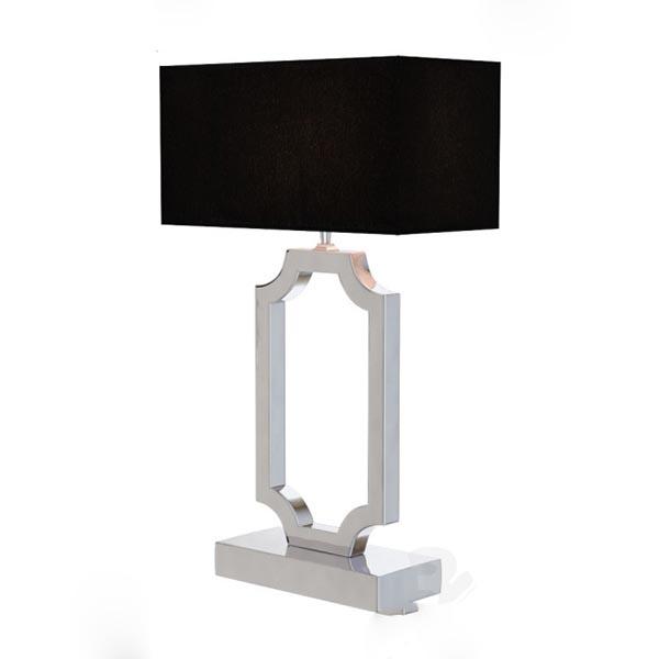中式创意台灯模型