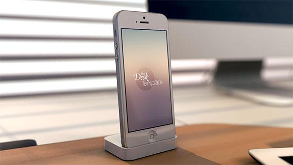 iPhone样机