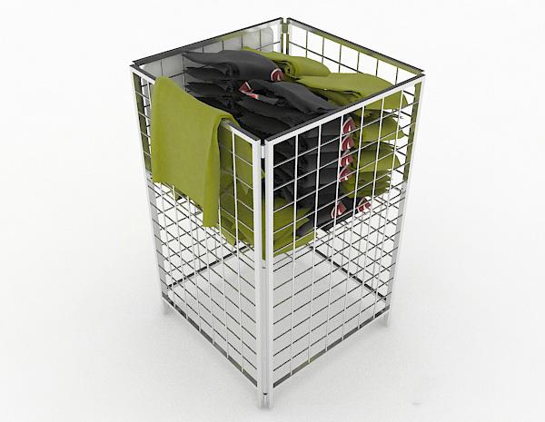 超市货架模型