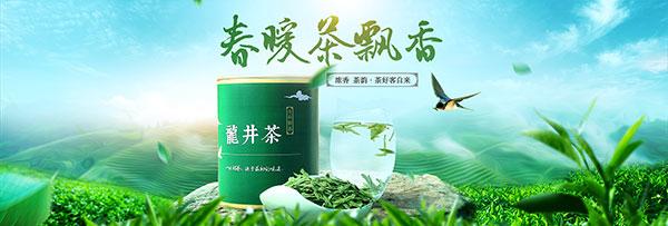 淘宝春茶龙井茶
